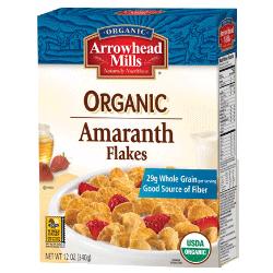 Organic Amaranth Flake Cereal