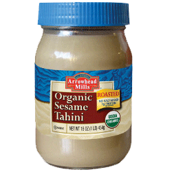 Organic Roasted Sesame Tahini