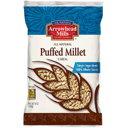 Puffed Millet Cereal