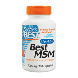 Best MSM 1000 mg