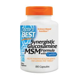 Synergistic Glucosamine/MSM Formula