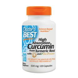 Best Curcumin C� Complex With Bioperine 500 mg