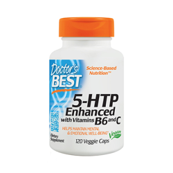 5HTP Enhanced with Vitamins B6 and C