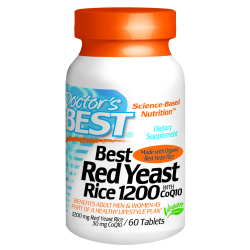 Best Red Yeast Rice 1200 Mg With Coq10