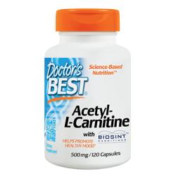 Best Acetyl L-Carnitine Featuring Sigma Tau Carnitine (588 Mg)