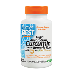 Hi Abs Curcumin from Turmeric Root with Curcumin C3 Complex and BioPerine 1000mg