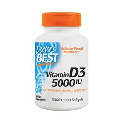 Vitamin D3 (5000IU)