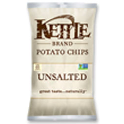 Kettle Chips Unsalted