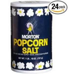 Popcorn Salt, Foodservice Item