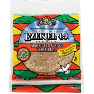 Organic Ezekiel 4:9 Sprouted Whole Grain