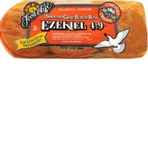 Organic Ezekiel 4:9 Sprouted Whole Grain Burger Buns