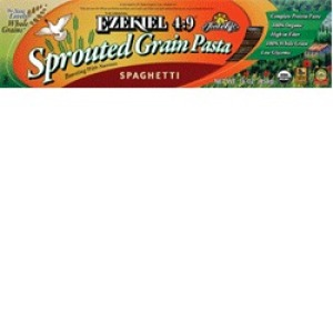 Organic Ezekiel 4:9 Sprouted Whole Grain Pasta, Spaghetti