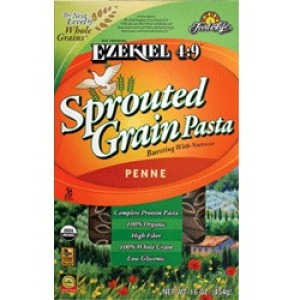 Organic Ezekiel 4:9 Sprouted Whole Grain Pasta, Penne