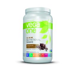 Vega One: All-in-One Nutritional Shake Tub (30.9oz) Chocolat