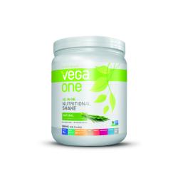 Vega One: All-in-One Nutritional Shake Sml Tub (15.2oz) Natu